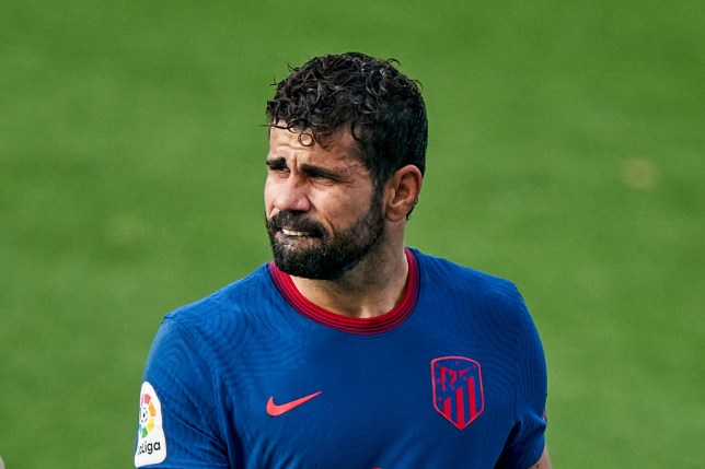 Diego Costa is available on a free transfer after leaving Atletico Madrid