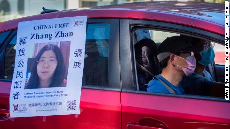 What a journalist's jailing for heroic Covid coverage exposes about China