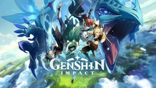 Genshin Impact key art