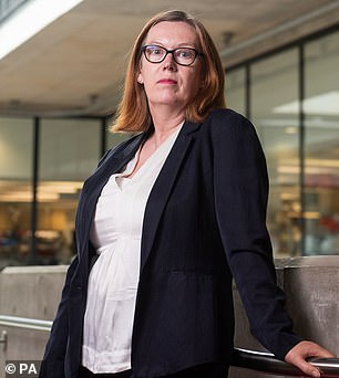 Professor Sarah Gilbert, a vaccinologist at the University of Oxford and expert at the Jenner Institute, stands to make millions from the jab