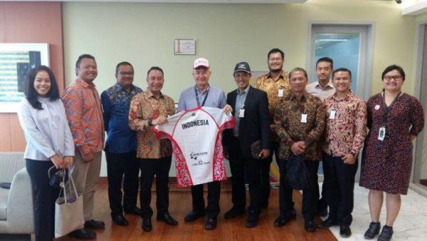 Didik Mukrianto, S.H., M.H. President of Persatuan Rugby Union Indonesia (PRUI)