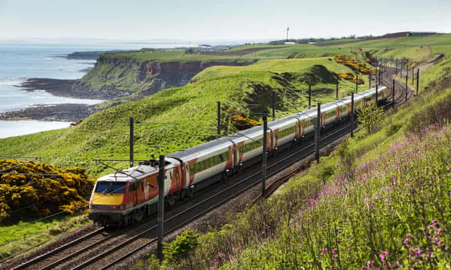 The east coast mainline has been rescued by the state before, and now the whole sector has been de facto nationalised.