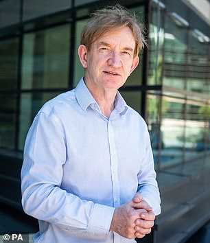 Professor Adrian Hill, from Oxford University, has insisted there was no error in dosing during their coronavirus vaccine trials