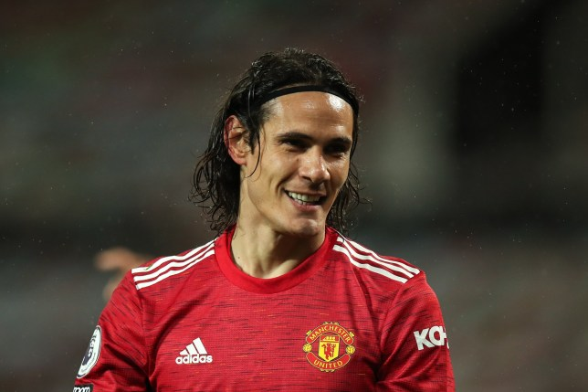 Edinson Cavani is banned for Manchester United's next three matches