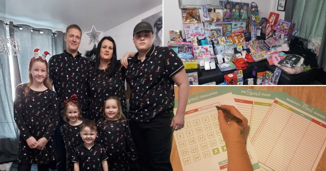 Mum-of-five who saved £1,500 in one month shares her money-saving tips