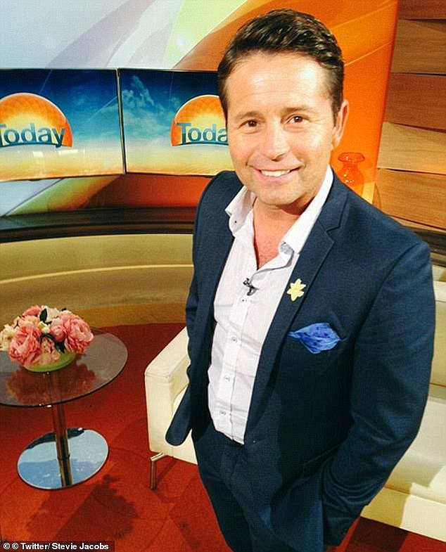 He's back! Steve Jacobs, 53, is returning to Channel Nine to present the weather on the Today show during the Christmas break - 12 months after departing Nine to focus on his family