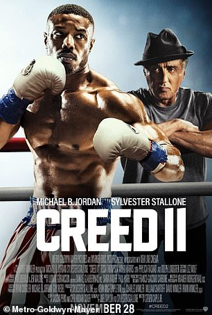 The Creed sequel earned good reviews and amassed $214.1M at the box office