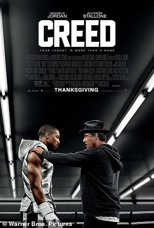 The first Creed flick received glowing reviews and amassed $173.6M at the box office in 2015