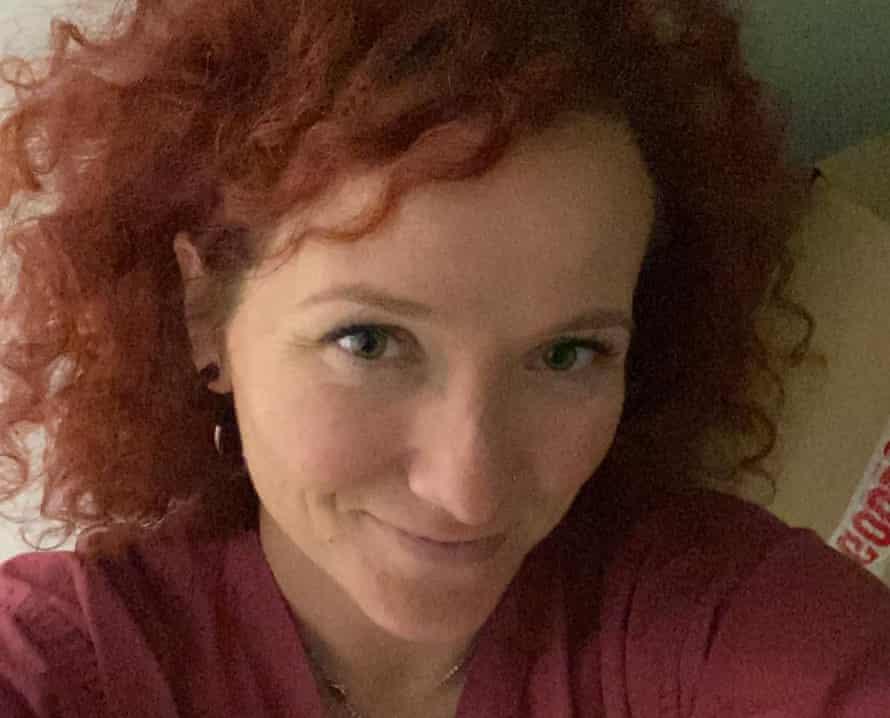 The ICU technician: Petra Priebojova.