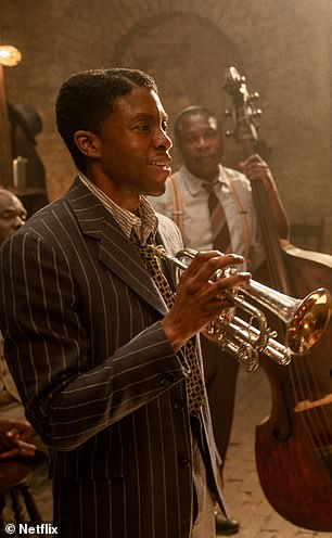 Last role: Boseman played a musician named Levee in the motion picture