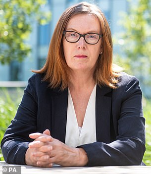 Professor Sarah Gilbert, who masterminded the potentially world-saving jab, said it would be up to regulators whether to approve a two full dose regimen or a half dose and full dose