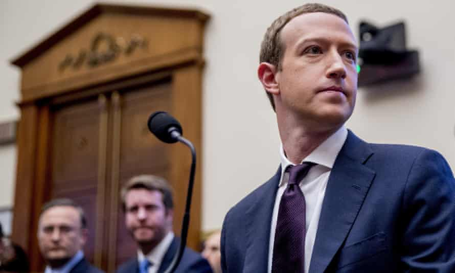 Bending the laws of economics: Facebook founder Mark Zuckerberg.