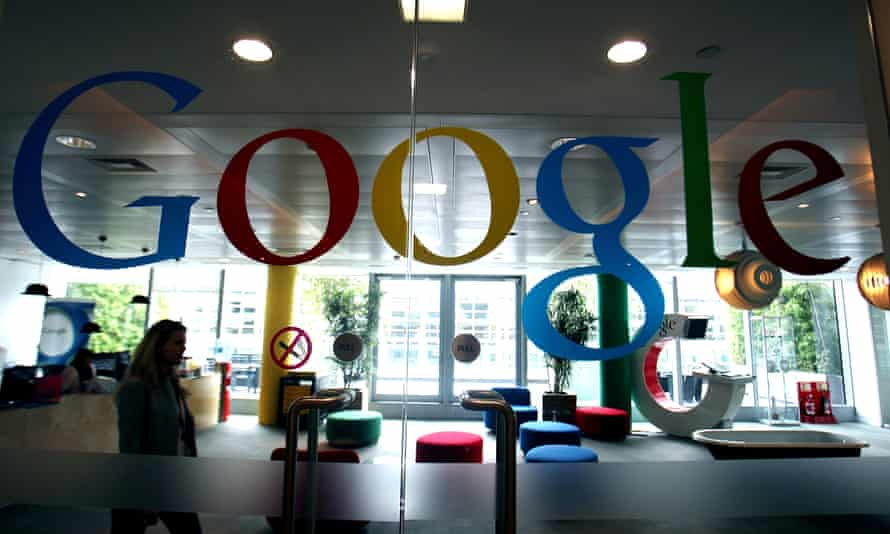 Google's British staff will mix home with office working permanently.