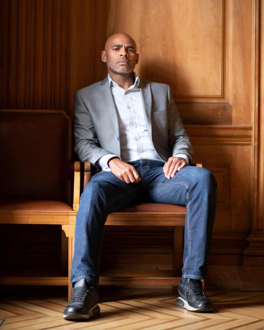 Bristol mayor Marvin Rees, photographed in the city in June.