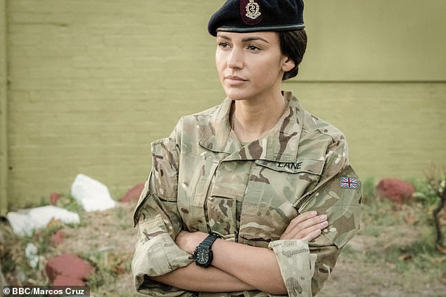 Role: 'I really enjoyed it, but I felt it was the right time for me to move on, then. In future Georgie can come back, they have left the door open for Georgie', Michelle said