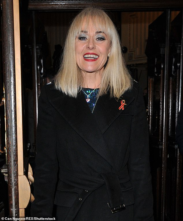 Successful: Following her time as a soap star, Tracie was successful on the big screen, and went on to win two Olivier Awards (Pictured in December 2019)