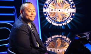 Chef David Chang competes for the Southern Smoke Foundation.