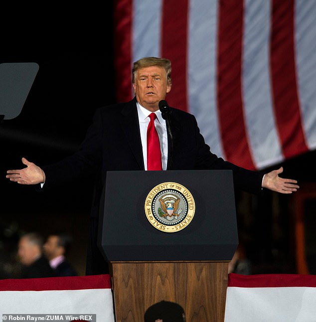 American politicians tend to paint themselves as being powerful, influential and never vulnerable and such ideas about masculinity could explain people's love for President Donald Trump, study reveals