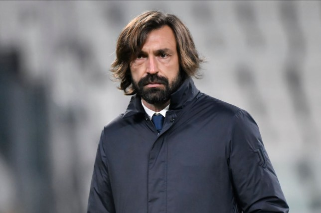 Andrea Pirlo is keen for Juventus to recruit a new striker in the January transfer window