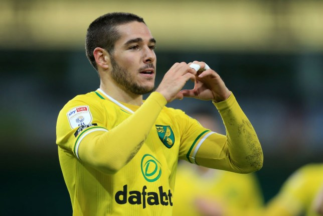 Arsenal have begun talks to sign Emi Buendia from Norwich City