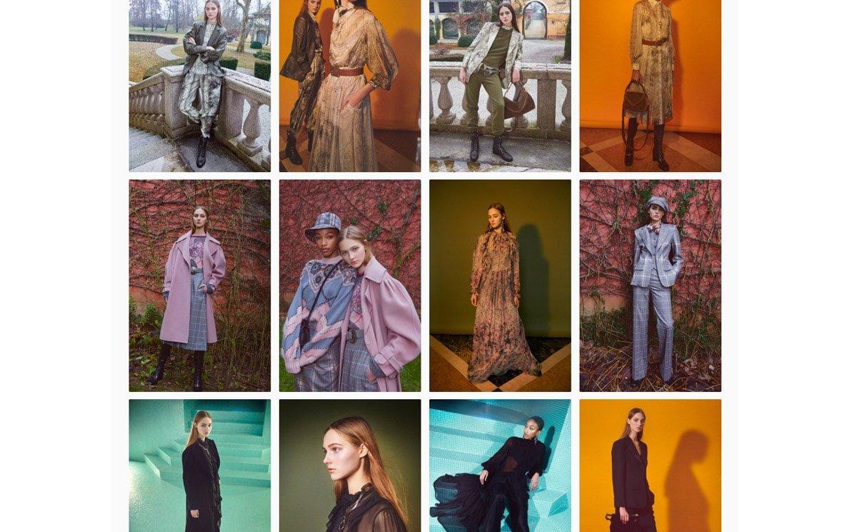 Autumn/Winter 2021 lookbook collections