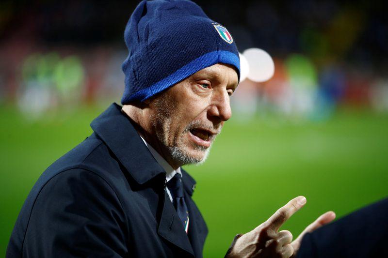 © Reuters. Euro 2020 Qualifier - Group J - Bosnia and Herzegovina v Italy