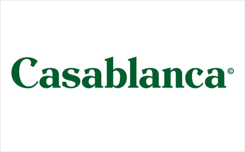 Casablanca Paris AW21 DIGITAL Showcase PRESS RELEASE & ASSETS