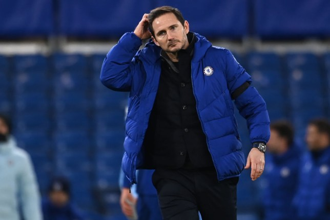 Chelsea 'considering firing Frank Lampard' amid slump and already weighing up replacements
