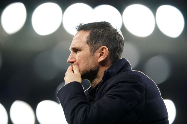 Frank Lampard is fighting to save his job at Chelsea