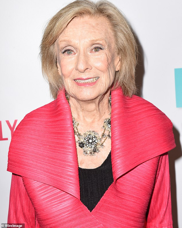 Dearly departed: Oscar-winning actress and comedy icon Cloris Leachman died of natural causes this Tuesday aged 94; pictured in 2018