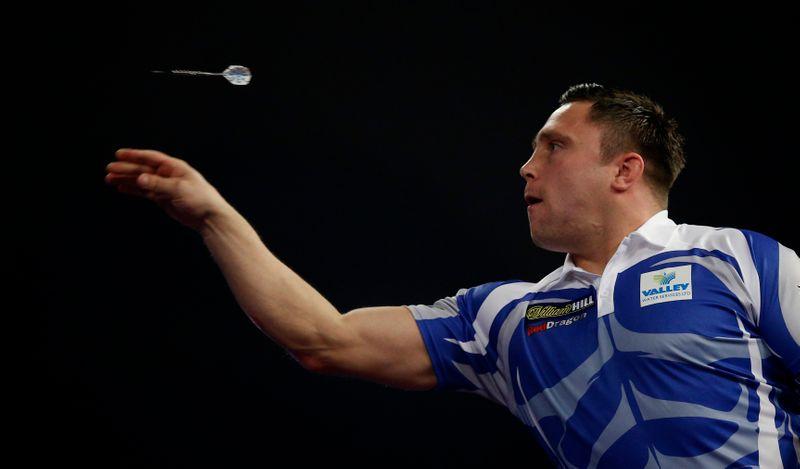 © Reuters. William Hill World Darts Championship