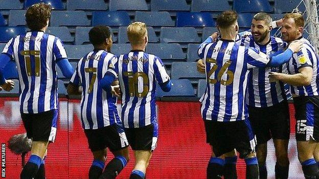 Callum Paterson was just about to be substituted before netting the Sheffield Wednesday winner