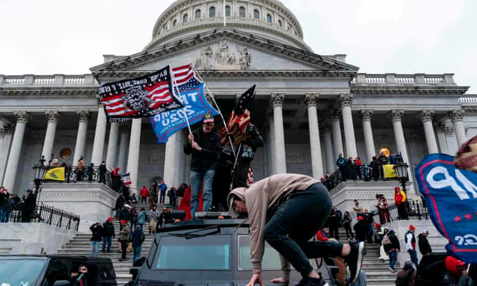 The mob that attacked the Capitol included many 'respectable' people united by their belief in their right to rule.