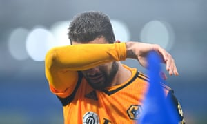 Loan signing Willian José could not find the target for Wolves.