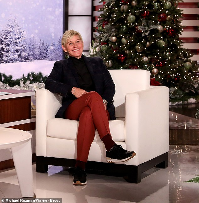 Ellen DeGeneres, 62, will be back at work next week on the Warner Bros. lot for film her daytime talk show, The Ellen DeGeneres Show, without an audience on hand.
