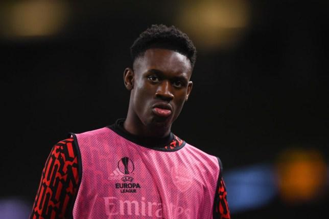 Folarin Balogun one of 11 Arsenal players Mikel Arteta regards as 'dispensable'