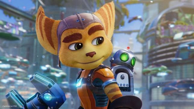 Ratchet & Clank: Rift Apart screenshot