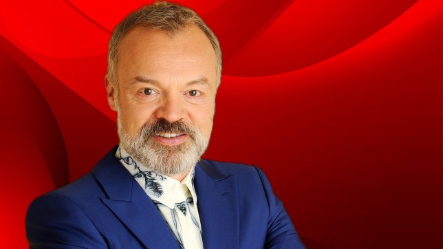 Graham Norton for Virgin Radio