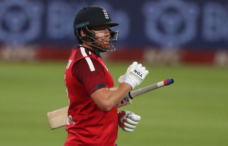 © Reuters. FILE PHOTO: International Twenty20 - South Africa v England