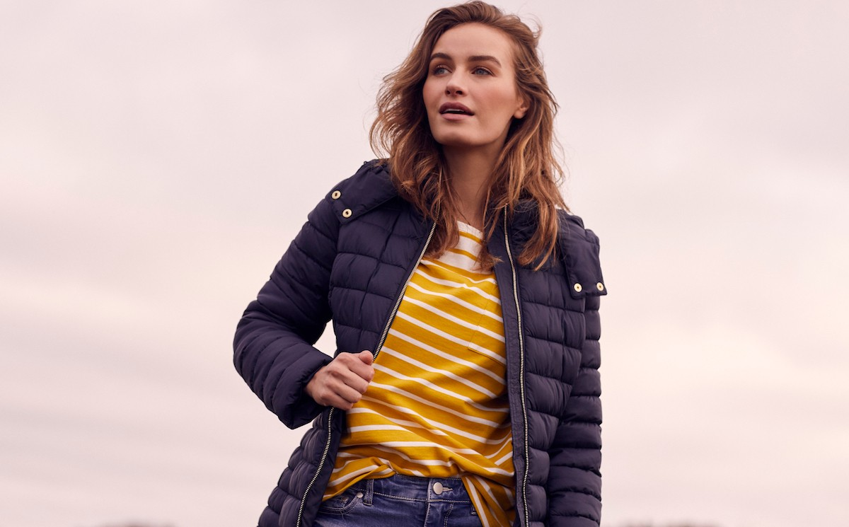 Joules posts robust online growth but stores sales drop by 58 percent