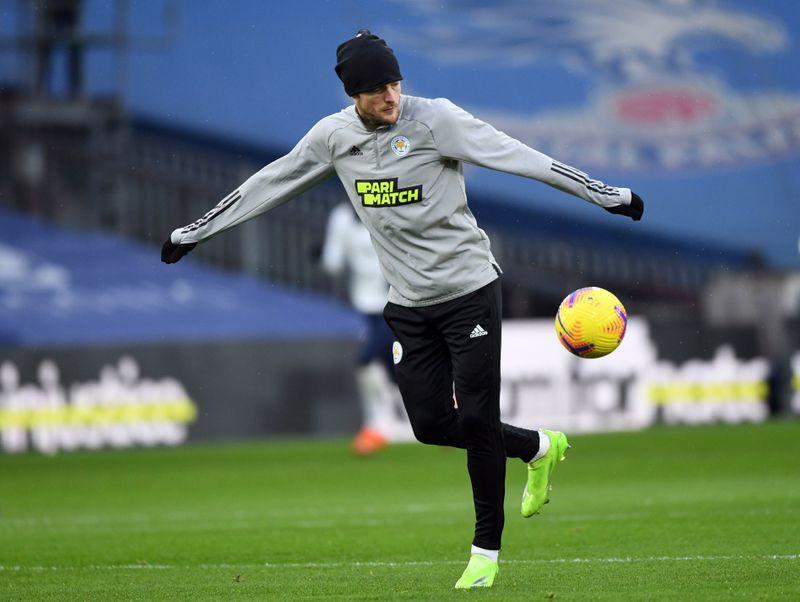 © Reuters. Premier League - Crystal Palace v Leicester City