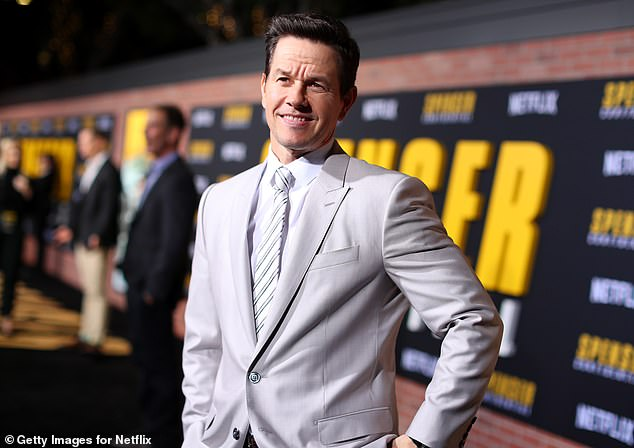 'We will be not only bringing you Wahlburgers but wonderful cinematic experiences': Mark Wahlberg (pictured), 49, has announced he will be bringing his US burger chain, Wahlburgers, to Australia, with the first opening in Sydney's Circular Quay in coming months