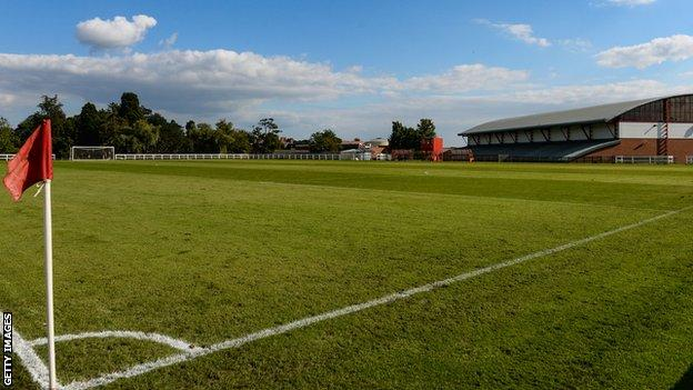 Middlesbrough's Rockcliffe training ground