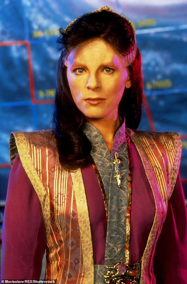 Mira Furlan, whowon a devoted fan following as Minbari Ambassador Delenn in the TV series Babylon 5, died Thursday. She was 65