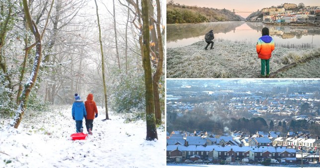 The UK is braced for weeks of freezing temperatures (Ben Birchall/PA Wire)