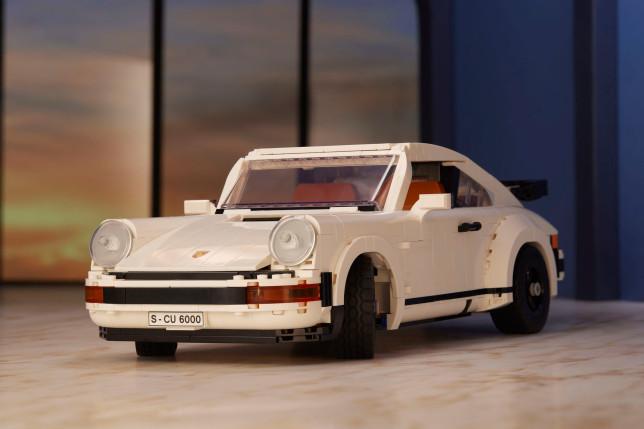 Porsche 911 Turbo and 911 Targa set