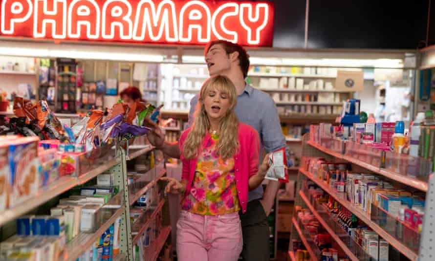 Carey Mulligan and Bo Burnham in 'scalding' comedy Promising Young Woman.