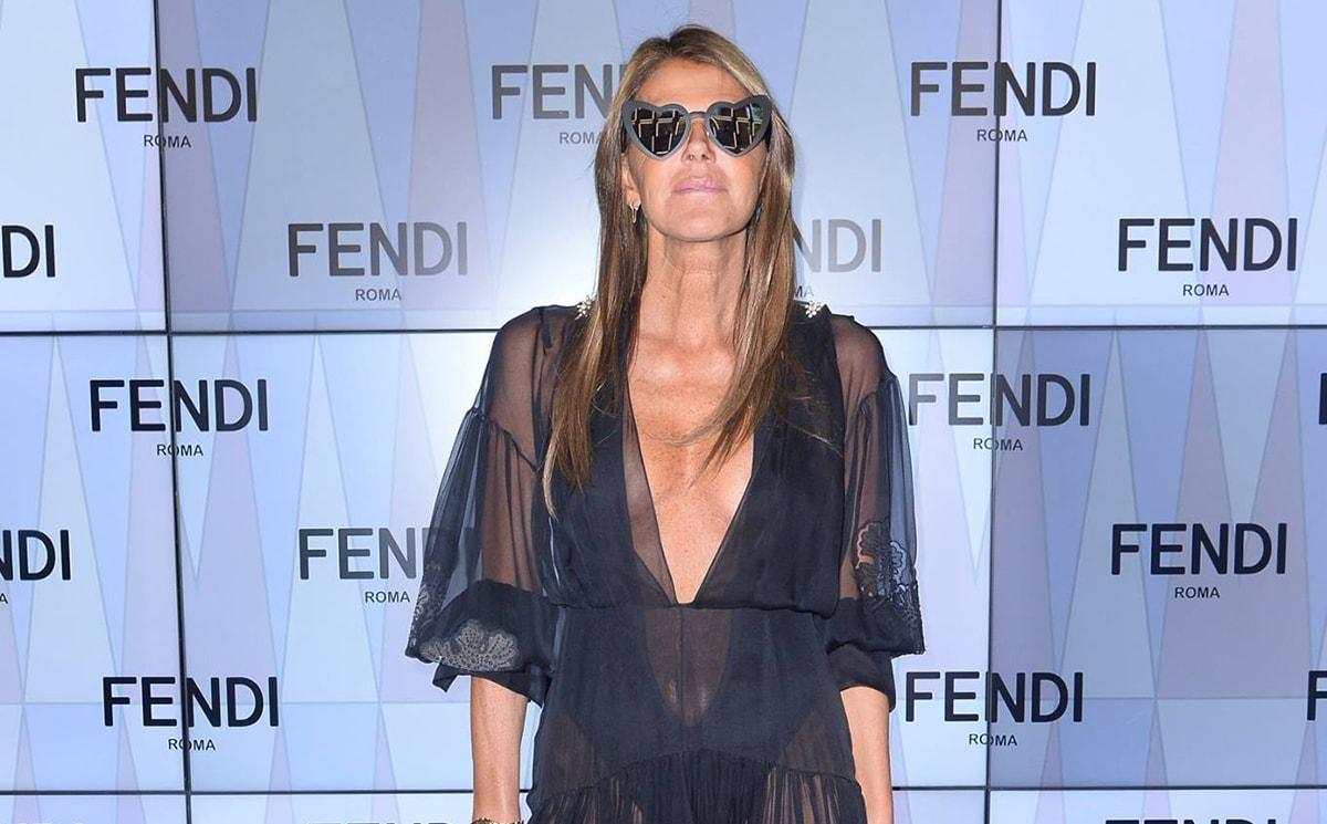 Podcast: Fashion Your Seatbelt speaks to stylist Anna Dello Russo