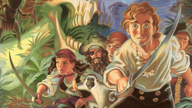 The Secret of Monkey Island - 25 years young this month