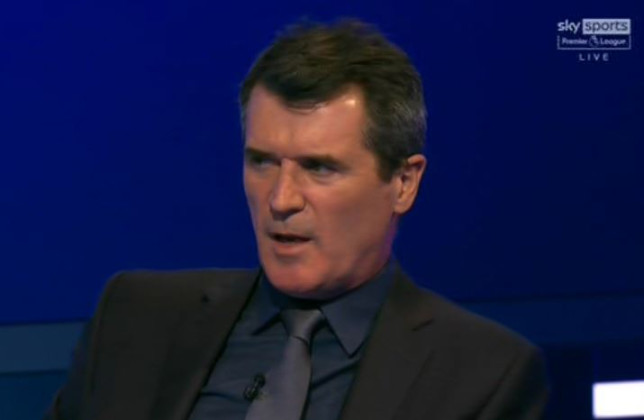 Roy Keane has questioned Manchester United's desire to challenge for the Premier League title
